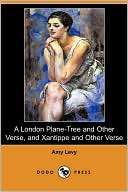 London Plane Tree And Other Amy Levy