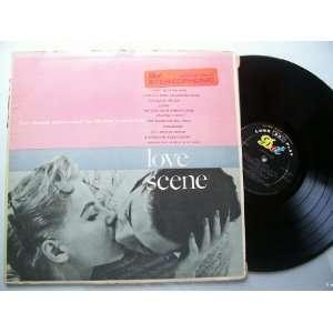 love scene LP ELMER BERNSTEIN Music