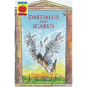Daedalus and Icarus (Myths) (9781860395321): Geraldine