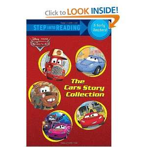 Five Fast Tales (Disney/Pixar Cars) (Step into Reading