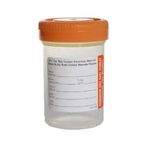 Samco Scientific 03 0006 Sterile Specimen Container with 48mm Narrow