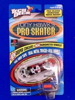 Tech Deck Tony Hawk Pro Skater Zero Fingerboard Explore