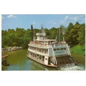Walt Disney World Magic Kingdom Liberty Square Admiral Joe