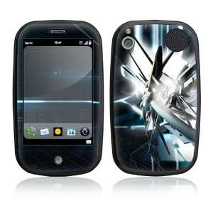 Palm Pre Decal Vinyl Skin   Abstract Tech City