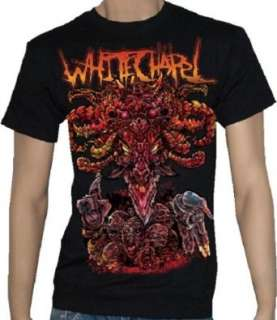 WHITECHAPEL   Possessions   Black T shirt Clothing