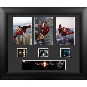 Iron Man/1 (S1) 3 Cell Std Framed Original Film Cell LE