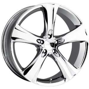Boss Motorsports 328 Chrome Wheel (18x8/5x4.5