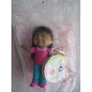 Burger King 2007 Cabbage Patch Kids Minis: Sylvia Audrey