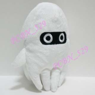 New Super Mario Brothers Plush Figure   Blooper (As Same as the