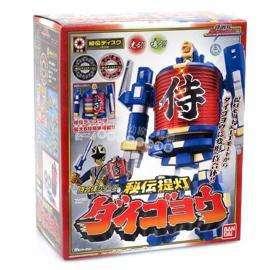 BANDAI Samurai Sentai Shinkenger DX DAIGOYOU Megazord Figure Power