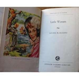 Little women (Hamlyn classics series) Louisa M Alcott Books