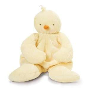 The Bay Wee Sprout Emmit Yellow Duck Security Blanket Lovey Plush NWT