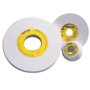 NORTON 38A Vitrified Grinding Wheel   Size 3 1/2 x 1 1/2 x 1/2