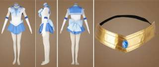 New Highest Quality Entire Sailor Moon Anime 7 Team Color Satin
