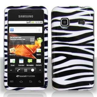 Zebra Skin for Straight Talk Samsung Galaxy Precedent Phone Cover Case