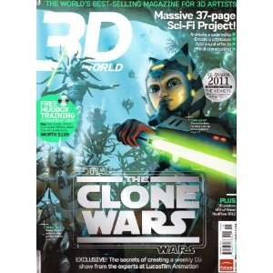 3D World. The Worlds Best selling Magazine For 3D Artists