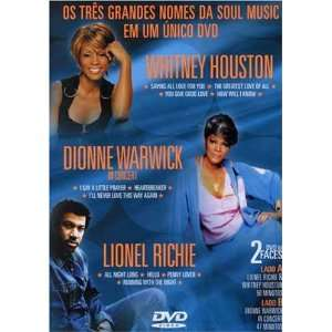 Whitney Houston/Lionel Richie & Dionne Warwick: Movies