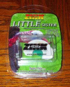 ZINK CALLS LITTLE SISTER DIAPHRAGM MOUTH TURKEY NEW