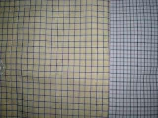 114 Mens Ralph Lauren Oxford Polo Shirt Lot of 2 Medium M 15 15.5