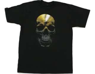 Zildjian Cymbals Black Splash Skull Tee Shirt T Shirt   Sizes M, L, XL
