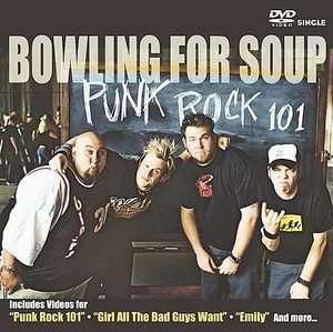 Bowling for Soup   Punk Rock 101 DVD Single, 2003 828765438490