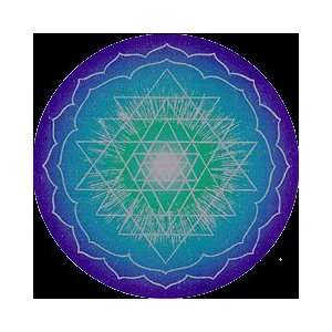 Sri Yantra Window Decal: Everything Else
