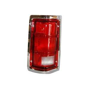 TYC 11 5060 01 Dodge Pickup Driver Side Replacement Tail