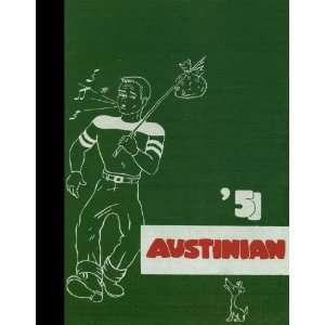 Reprint) 1951 Yearbook Austin High School, Austin, Minnesota Austin