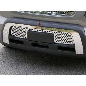 2010 2011 Kia Soul 2pc Front Bumper Trim Automotive