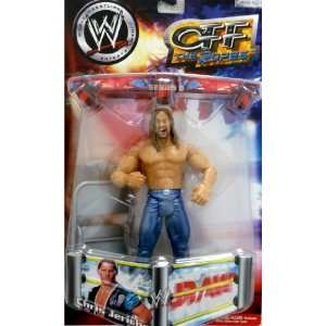 CHRIS JERICHO   WWE Wrestling Exclusive Off the Ropes