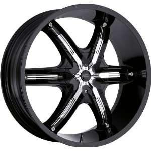 Belair 6 5x127 5x5 5x135 +15mm Black Wheels Rims Inch 26 Automotive