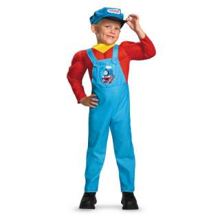 Toddler Thomas the Tank Engine Classic Muscle Costume