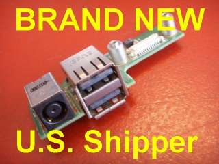 NEW Dell Inspiron 1525 Power Mother Board Connector USB