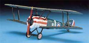 ACADEMY 1/72 SOPWITH CAMEL WWI FIGHTER MODEL KIT 1624