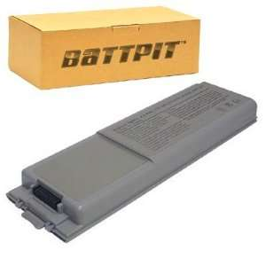 Replacement for Dell Inspiron 8600m (6600mAh / 73Wh) Electronics