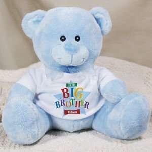 Big Brother Star Plush Teddy Bear Toys & Games