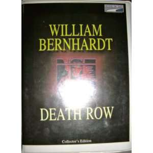 Death Row (9780736694643) William Bernhardt, Jonathan Marosz Books