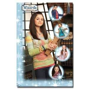 WIZARDS OF WAVERLY PLACE ALEX RUSSO POSTER 9358