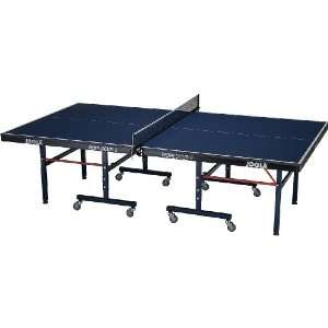 Joola World Cup Table Tennis Table with Compact Net Set