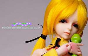 Yan HEAD DollZone 1/4 SUPER DOLLFIE size bjd msd