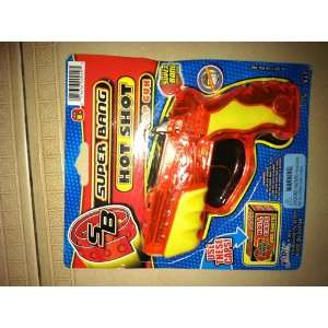 Super Bang Hot Shot Cap Gun: Everything Else
