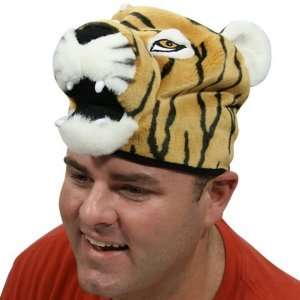 NCAA Mascot Hat Team: LSU Tigers: Sports & Outdoors