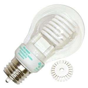 A19 CL PW Cold Cathode Screw Base Compact Fluorescent Light Bulb Home
