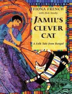 Jamils Clever Cat A Folk Tale from Bengal by Fiona