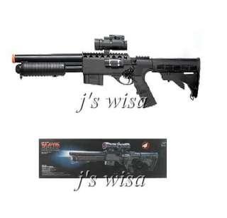 DE M47 M47D2 AIRSOFT SHOTGUN METAL BARREL ADJUST STOCK