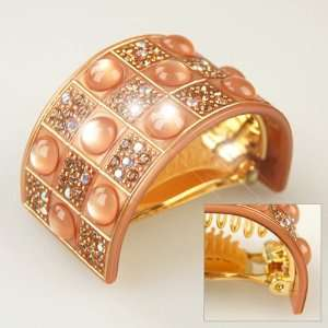Bel Canto   Bellini Collection (Hand set Swarovski Crystals, Hair Clip