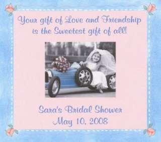 Kim Anderson Bridal Wedding Shower Favors Magnets Girls