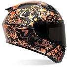 Bell Star Full Face Motorcycle Helmet RSD Speed Freak Carbon Large