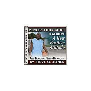 Achieve a New Positive Attitude Self Hypnosis CD (Audio