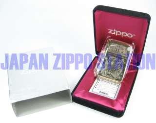 JAPAN NO.0000 PROTOTYPE ANIME SAINT SEIYA SCORPIO ZIPPO